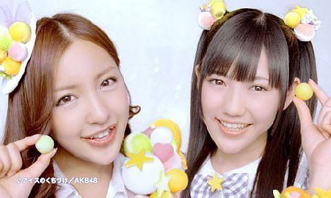 AKB 板野友美 渡辺麻友
