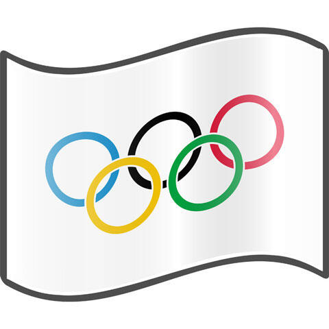 オリンピックの旗