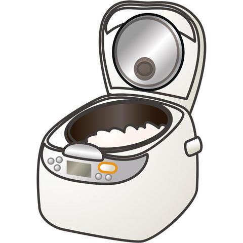 彼女「炊飯器は高めの買わないとね!」 俺氏「大して変わらんって、1万のでいいじゃん」