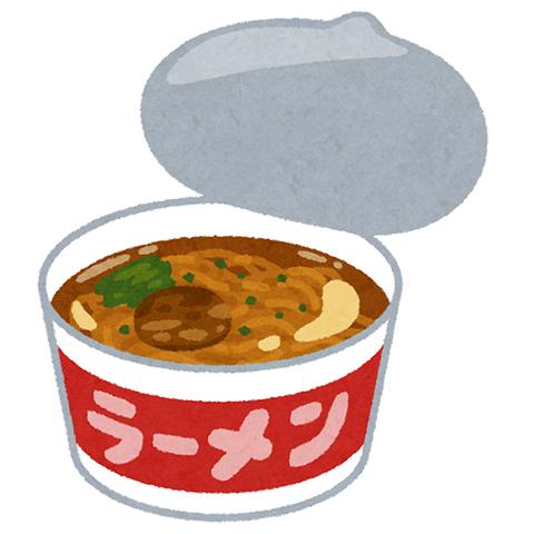 カップ麺 (2)