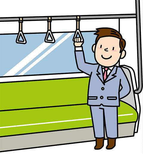 【画像あり】電車にターミネーター現れててワロタwwwwwwww