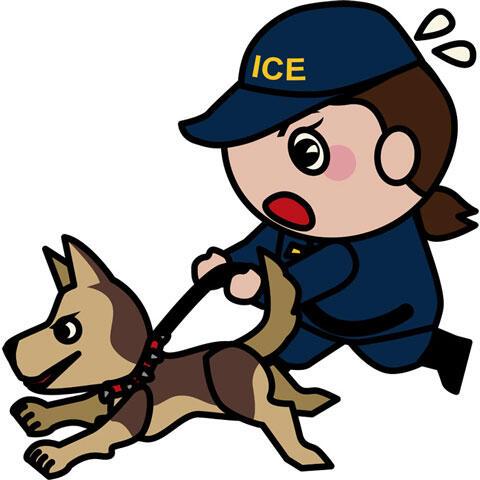 警察犬と警察犬訓練士