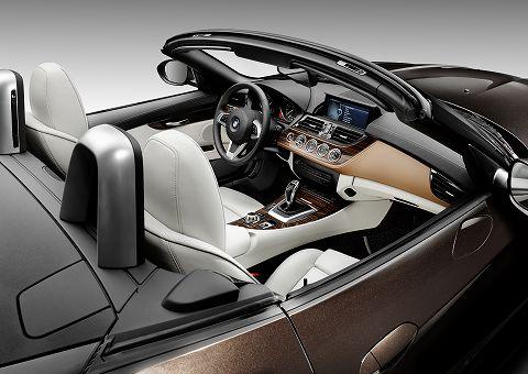 BMW 内装