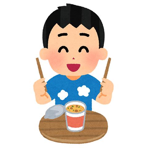 【画像あり】お前らカップ麺のストックってどれくらいある?????