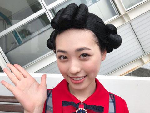 福原遥 サザエさん