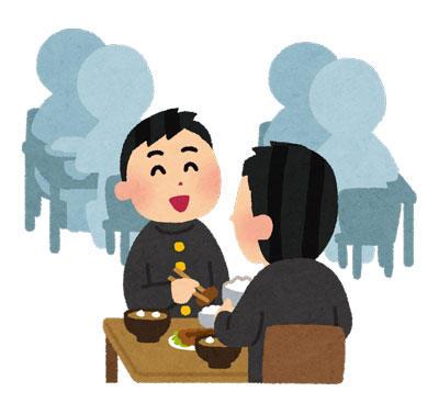食事 学生
