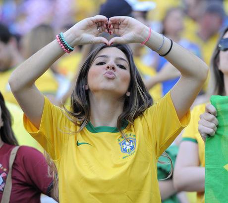 サッカー 美人