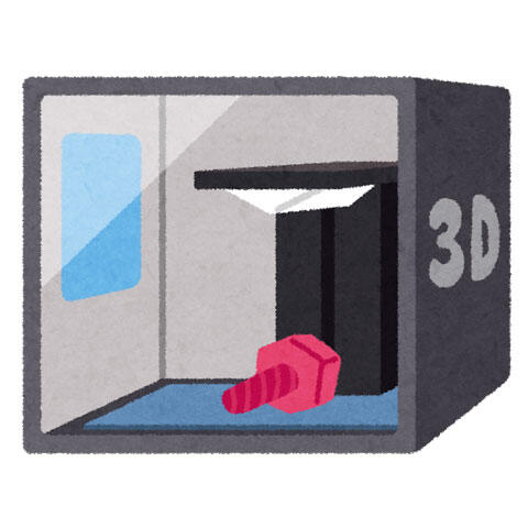 3Dプリンター