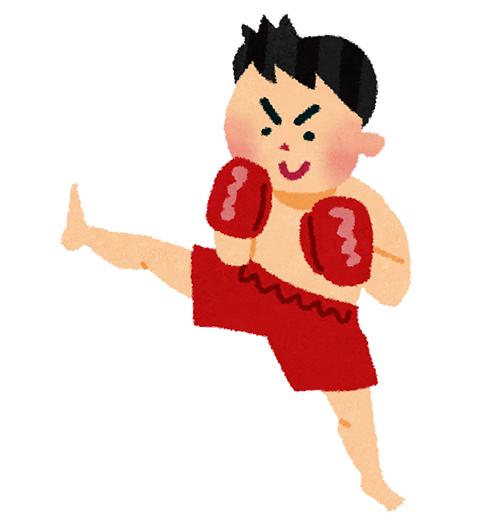 格闘技 (3)