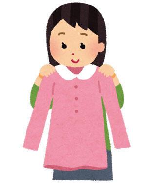 女の子 服