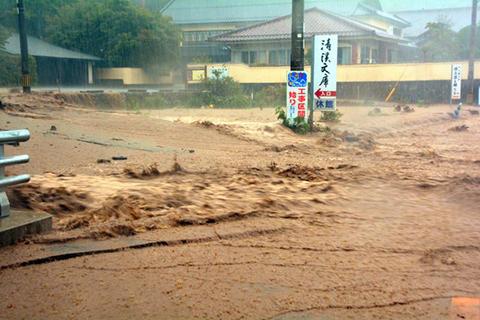 福岡 災害