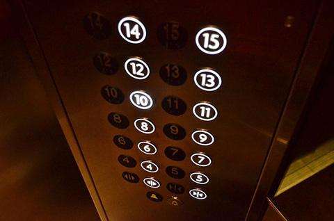 意味がわかると怖い話 エレベーター