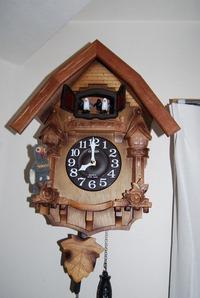 鳩時計つがいDSC_0171