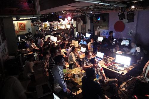 Tokyo Game Night