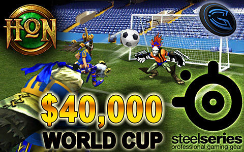 SteelSeries present HoN World Cup