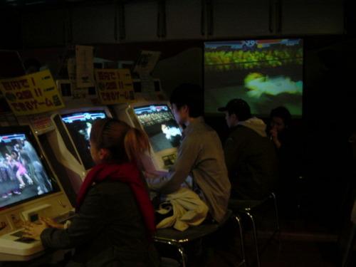 『GameJAM in  Sapporo Amuseum』の様子