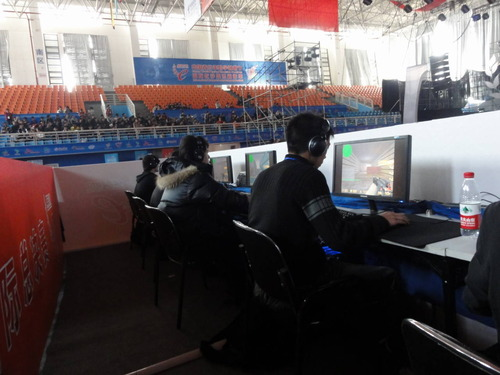 IEF2010試合中