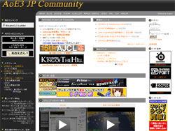 AoE3 JP Community