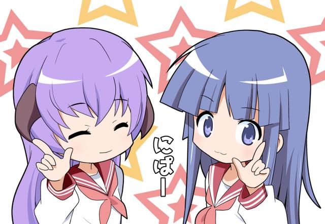 梨花009らきすた2