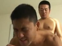 ナイスミドルが男同士の濃厚ゲイセックスでアナルを突きまくる