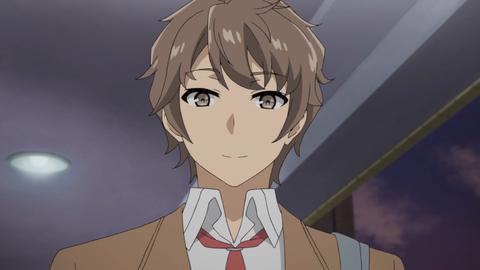 Sakuta_Azusagawa_Anime_-_Screenshot_1