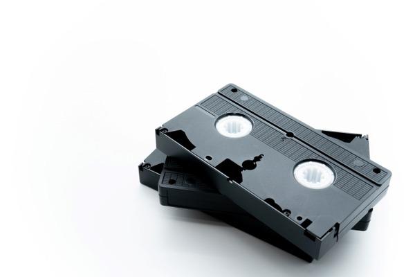 VHS-ビデオテープ