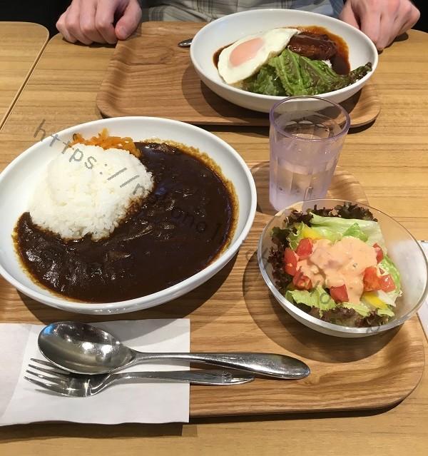 羽田空港-モスカフェ
