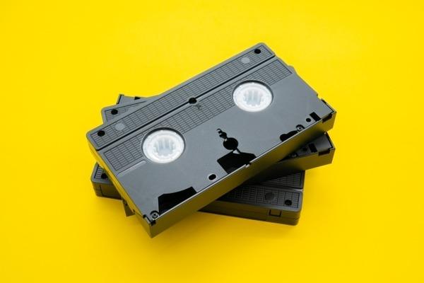 VHS-ビデオテープ2