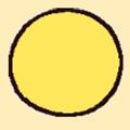 ゴムボール(黄)