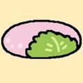 桜餅クッション