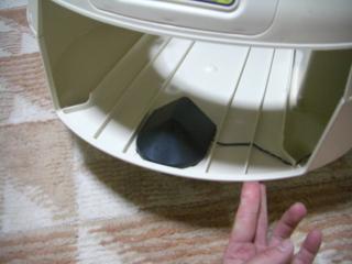 猫トイレのセンサー