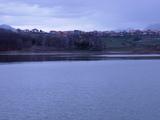 ティラナ湖
