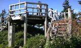 八幡平山頂展望台