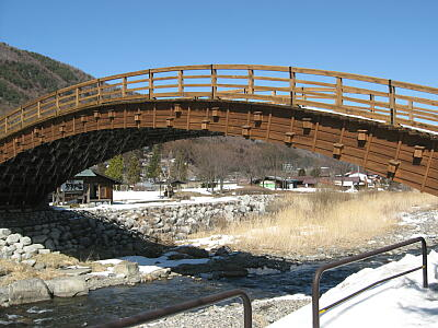 奈良井木曽の大橋2