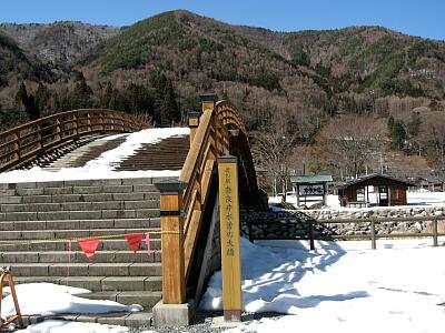 奈良井木曽の大橋4