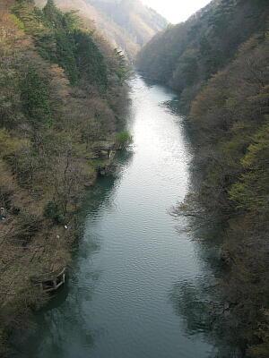 片品川渓流1