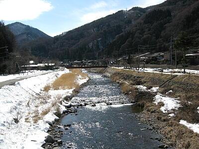 奈良井の川2