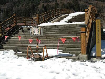 奈良井木曽の大橋3