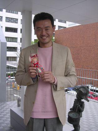 中田市長 人形の家