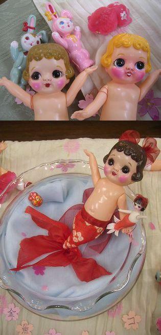 金魚姫ちゃん