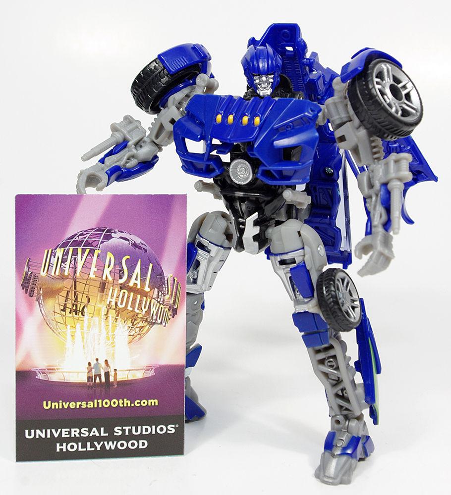 ねことむのアレなソレ : Transformers: The Ride 3D EVAC