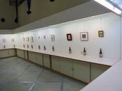 酒ミュージアム展示風景