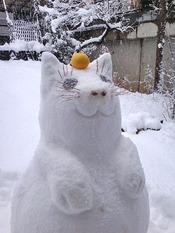130114雪だるま05