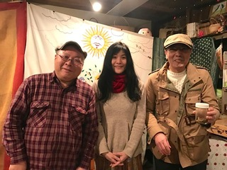 2018.3/9 山福康政お仕事トーク