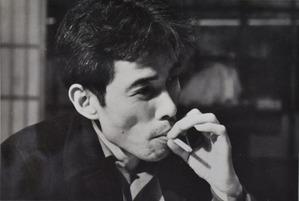 上野英信肖像 1964年