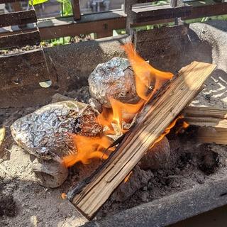 安納芋ホイル焼