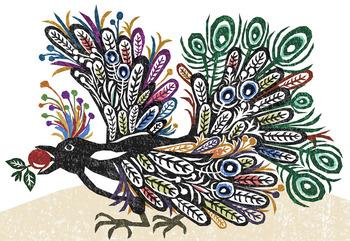 美しい鳥コンテスト