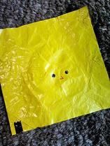 ひよこ包装紙