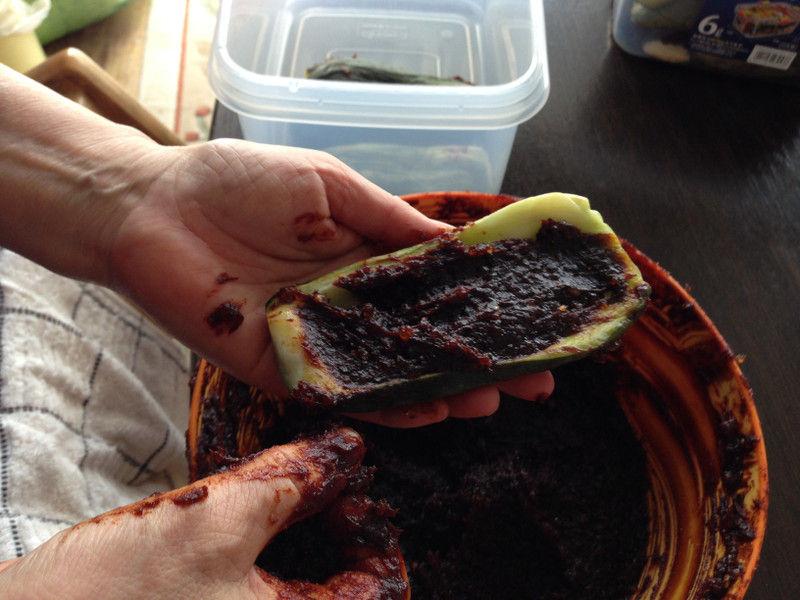 漬け 味噌 かり の もり 瓜(うり)、かりもりのぬか漬けのレシピ/作り方:白ごはん.com