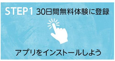 Audible_キャンペーン_STEP1_無料体験に登録